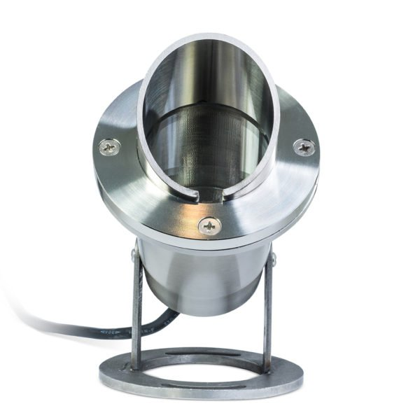 HAMILTON DanRouse 0030 LO RT 600x600 - 316 Stainless Steel Underwater Feature Light (12v)