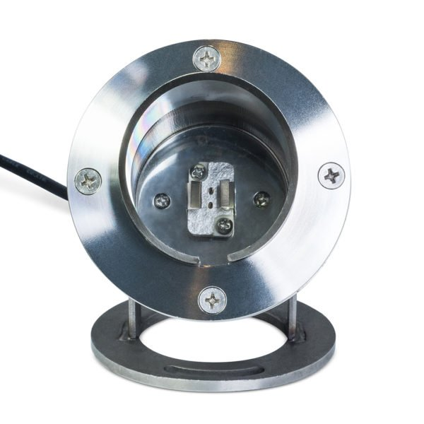 HAMILTON DanRouse 0031 LO RT 600x600 - 316 Stainless Steel Underwater Feature Light (12v)